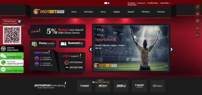 Situs AgenJudi Bola88 Online Terbaik